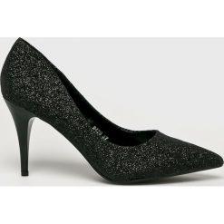 Answear - Szpilki Belle Women. Szare szpilki marki ANSWEAR, z gumy. W wyprzedaży za 79,90 zł.