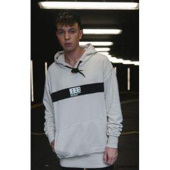 Bluza Hoodie Strip Beige. Czarne bluzy męskie rozpinane marki Pakamera, m, z kapturem. Za 249,00 zł.