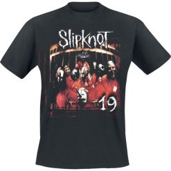 Slipknot Debut Cover - 19 Years T-Shirt czarny. Czarne t-shirty męskie Slipknot, s. Za 54,90 zł.