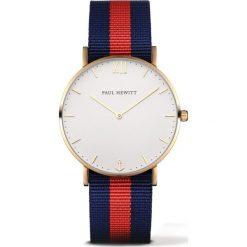 Zegarek unisex Paul Hewitt Sailor PH-SA-G-ST-W-NR-20. Szare zegarki męskie marki Paul Hewitt. Za 548,00 zł.