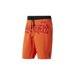 Szorty i Bermudy  Reebok Sport  Spodenki  CrossFit Super Nasty. Brązowe bermudy męskie Reebok Sport, sportowe. Za 249,00 zł.