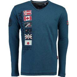 """T-shirty męskie z nadrukiem: Koszulka """"Jerabati"""" w kolorze niebieskim"""