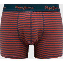 Pepe Jeans - Bokserki (2-Pack). Brązowe bokserki męskie Pepe Jeans, z bawełny. W wyprzedaży za 119,90 zł.