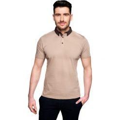 Koszulki polo: koszulka polo simeto1 beż