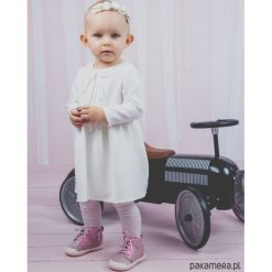 Sukienka Baby Collar Ecru. Szare sukienki dziewczęce Pakamera, na lato. Za 140,00 zł.