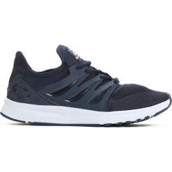 Granatowe Buty Sportowe Safeguard. Szare buty skate męskie Born2be, z materiału, na sznurówki. Za 79,99 zł.