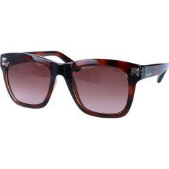 """Okulary przeciwsłoneczne damskie: Okulary przeciwsłoneczne """"V725S"""" w kolorze brązowo-czarnym"""