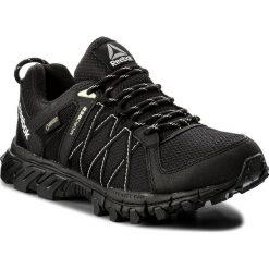 Buty Reebok - Trailgrip Rs 5.0 Gtx GORE-TEX BD4156 Black/Aloe Green. Czarne buty do biegania damskie Reebok, z gore-texu. W wyprzedaży za 269,00 zł.