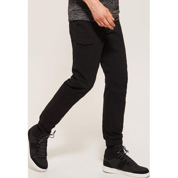 edcba167648cc5 Spodnie typu jogger - Czarny - Czarne spodnie damskie House, s. Za ...