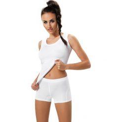 Gwinner Koszulka damska PERFECT FIT Ladies Sleevless LIGHTline biała r. S. Białe topy sportowe damskie marki Gwinner, s. Za 55,76 zł.