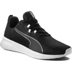 Buty PUMA - Tishatsu Runner 191071 01 Puma Black/Puma White. Czarne buty do biegania damskie marki Puma, z materiału. W wyprzedaży za 189,00 zł.