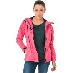 Hi-tec Kurtka damska Lady Mons Bright Pink/Moon Grey r. L. Różowe kurtki sportowe damskie Hi-tec, l. Za 143,00 zł.