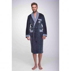 Męski szlafrok bawełniany Tom. Niebieskie szlafroki męskie marki Astratex, z bawełny. Za 178,99 zł.