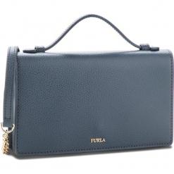 Torebka FURLA - Incanto 978226 E ET24 ARE Ardesia e. Czarne torebki klasyczne damskie marki Furla. Za 895,00 zł.