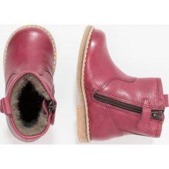 Froddo Botki bordeaux. Czerwone buty zimowe damskie Froddo, z wełny. W wyprzedaży za 231,20 zł.