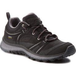 Trekkingi KEEN - Terradora 1018017 Black/Steel Grey. Czarne buty trekkingowe damskie Keen. W wyprzedaży za 349,00 zł.