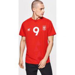 Koszulki sportowe męskie: Piłkarska koszulka polska – Czerwony