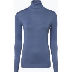 Marie Lund - Sweter damski, niebieski. Niebieskie golfy damskie Marie Lund, l, z dzianiny. Za 99,95 zł.