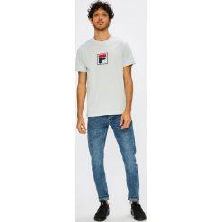 Only & Sons - Jeansy Loom Camp. Niebieskie jeansy męskie slim marki Only & Sons. W wyprzedaży za 79,90 zł.