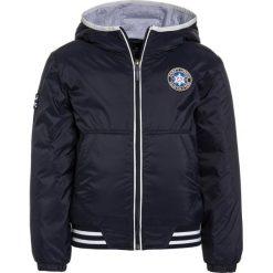 Hackett London SNOW Kurtka zimowa navy. Niebieskie kurtki chłopięce zimowe marki Hackett London, z materiału. W wyprzedaży za 467,35 zł.