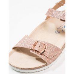 Friboo Sandały rose. Czerwone sandały chłopięce marki Friboo, z materiału. Za 129,00 zł.