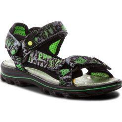 Sandały PRIMIGI - 1394600 S Nero. Czarne sandały męskie skórzane marki Primigi. W wyprzedaży za 179,00 zł.