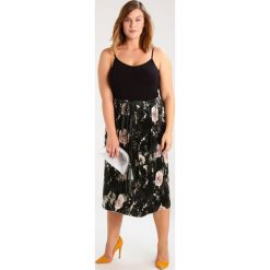 Spódniczki plisowane damskie: Elvi PLEATED ROSE Spódnica plisowana green multi