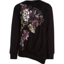 Bluzy chłopięce rozpinane: Sisley Bluza black