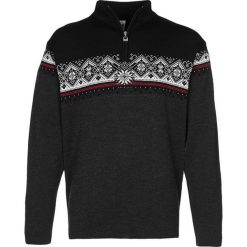 Swetry klasyczne męskie: Dale of Norway ST. MORITZ Sweter teer vig/raspberry/black/off white