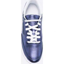 Reebok Classic - Buty Club. Szare buty sportowe damskie reebok classic marki Reebok Classic, z materiału. W wyprzedaży za 189,90 zł.