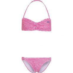 Bikini: Chiemsee BANDEAU Bikini pink stripe