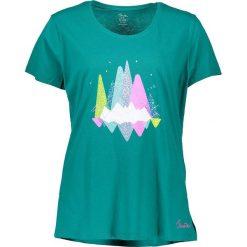 """T-shirty damskie: Koszulka """"Avian"""" w kolorze turkusowym"""