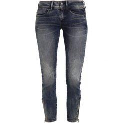 Rurki damskie: GStar LYNN MID ANKLE ZIP SKINNY Jeans Skinny Fit cerro stretch denim