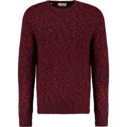 Swetry klasyczne męskie: Selected Homme SHNBART CREW NECK Sweter syrah/dark sapphire