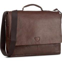 Plecaki męskie: Torba na laptopa JOOP! – Brenta 4140003468 Dark Brown 702
