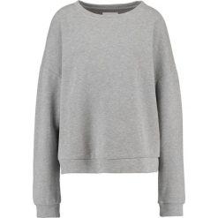 Bluzy rozpinane damskie: Samsøe & Samsøe ROBIN  Bluza grey melange