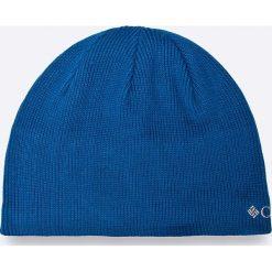 Columbia - Czapka Bugaboo. Niebieskie czapki zimowe damskie Columbia, z dzianiny. W wyprzedaży za 79,90 zł.