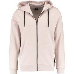 Bejsbolówki męskie: Burton Menswear London HOOD Bluza rozpinana pink