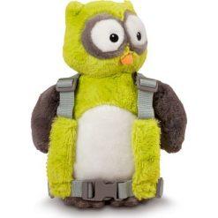 Przytulanki i maskotki: Goldbug – Szelki smycz dla dzieci z maskotką – Sowa