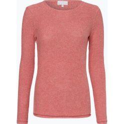 Marie Lund - Sweter damski z czystego kaszmiru, pomarańczowy. Brązowe swetry klasyczne damskie Marie Lund, l, z dzianiny. Za 399,95 zł.