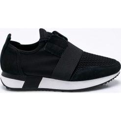 Steve Madden - Buty. Czarne buty sportowe damskie marki Steve Madden, z materiału. W wyprzedaży za 359,90 zł.