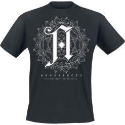 Architects Logo T-Shirt czarny. Czarne t-shirty męskie z nadrukiem Architects, s, z okrągłym kołnierzem. Za 74,90 zł.