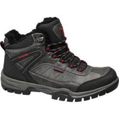 Buty: trekkingowe buty męskie Highland Creek popielate