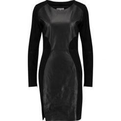 Sukienki hiszpanki: Second Female ELFES  Sukienka etui black