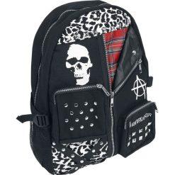 Plecaki męskie: Jawbreaker Anarchy Backpack Plecak czarny