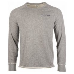 Mustang Bluza Męska Embroidery Sweat M Szara. Czarne bluzy męskie rozpinane marki Mustang, l, z bawełny, z kapturem. Za 249,00 zł.