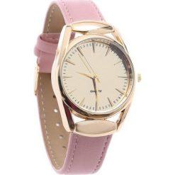 Rózowy Zegarek Tension. Czerwone zegarki damskie Born2be. Za 24,99 zł.