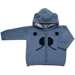 EKO Chłopięcy Sweter Z Noskiem, 98, Niebieski. Niebieskie swetry chłopięce EKO. Za 78,00 zł.