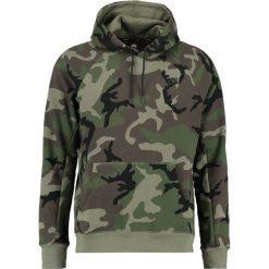 Bluzy męskie: Nike SB ICON Bluza z kapturem medium olive / black