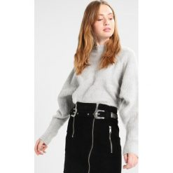 Swetry klasyczne damskie: b.young MAYELO JUMPER Sweter light grey
